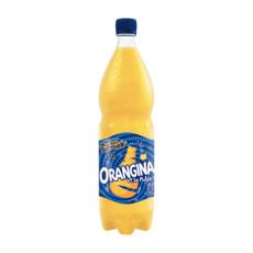 ORANGINA Boisson gazeuse à la pulpe de fruit jaune 1,5l