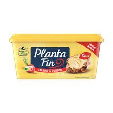 PLANTA FIN Margarine allégée 60% MG à tartiner et à cuire 1kg