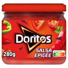 DORITOS Sauce salsa épicée 280g