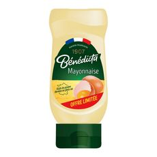 BENEDICTA Mayonnaise squeeze 235g