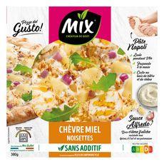 MIX Pizza Gusto chèvre miel et noisettes 380g
