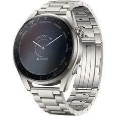 HUAWEI Montre connectée Watch 3 Pro Elite - Métal gris