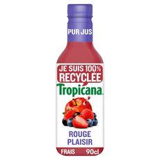 TROPICANA Rouge Plaisir Pur jus de fruits 90cl