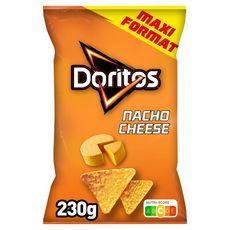 DORITOS Tortillas chips goût nacho cheese maxi format 230g