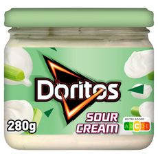 Doritos DORITOS Sauce tortilla sour cream