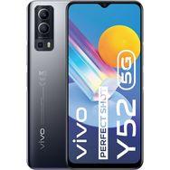 VIVO Smartphone  Y52  5G  128 Go  6.58 pouces  Noir  Double Nano Sim