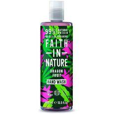 FAITH IN NATURE Savon liquide pour les mains fruit du dragon 400ml
