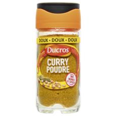DUCROS Curry en poudre 42g