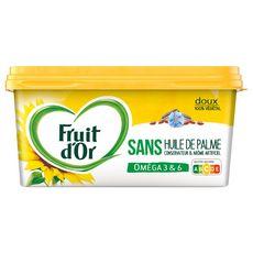 FRUIT D'OR Margarine oméga 3 doux 450g