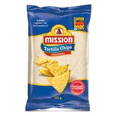 MISSION Tortilla chips salted 175g