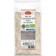MAS DU BIO Mélange de 3 riz complet bio basmati rouge et sauvage 500g
