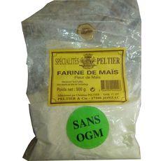 PELTIER Farine de maïs fleur de maïs 500g