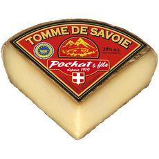POCHAT & FILS Tomme de Savoie 380g