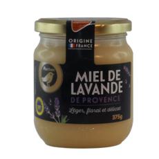 AUCHAN GOURMET Miel de lavande de Provence 375g