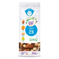 DACO BELLO Mélange d'amandes, abricots, noisettes et raisins 200g