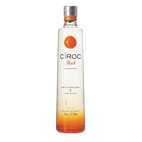 CIROC Vodka aromatisée Peach 37,5%