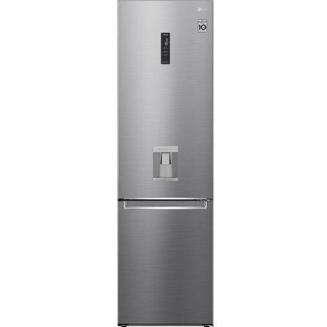 LG Réfrigérateur combiné GBF62PZHEN, 383 L, Froid ventilé