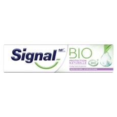 SIGNAL BIO Dentifrice protection naturelle & anti-plaque 75ml
