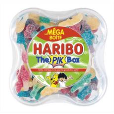 HARIBO The Pik Box Confiserie 730g +10% offert