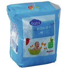 AUCHAN BABY Culotte de bain taille S 11 pièces