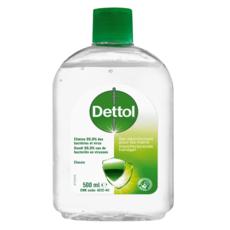 DETTOL Gel désinfectant pour les mains 500ml