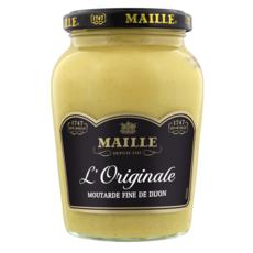 MAILLE Moutarde fine de Dijon l'Originale 380g