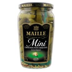 MAILLE Mini cornichons l'Original 370g