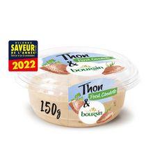 BOURSIN Spécialité à tartiner thon persil et ciboulette 150g