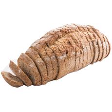 Pain farine complète et grains de blé broyés tranché 300g