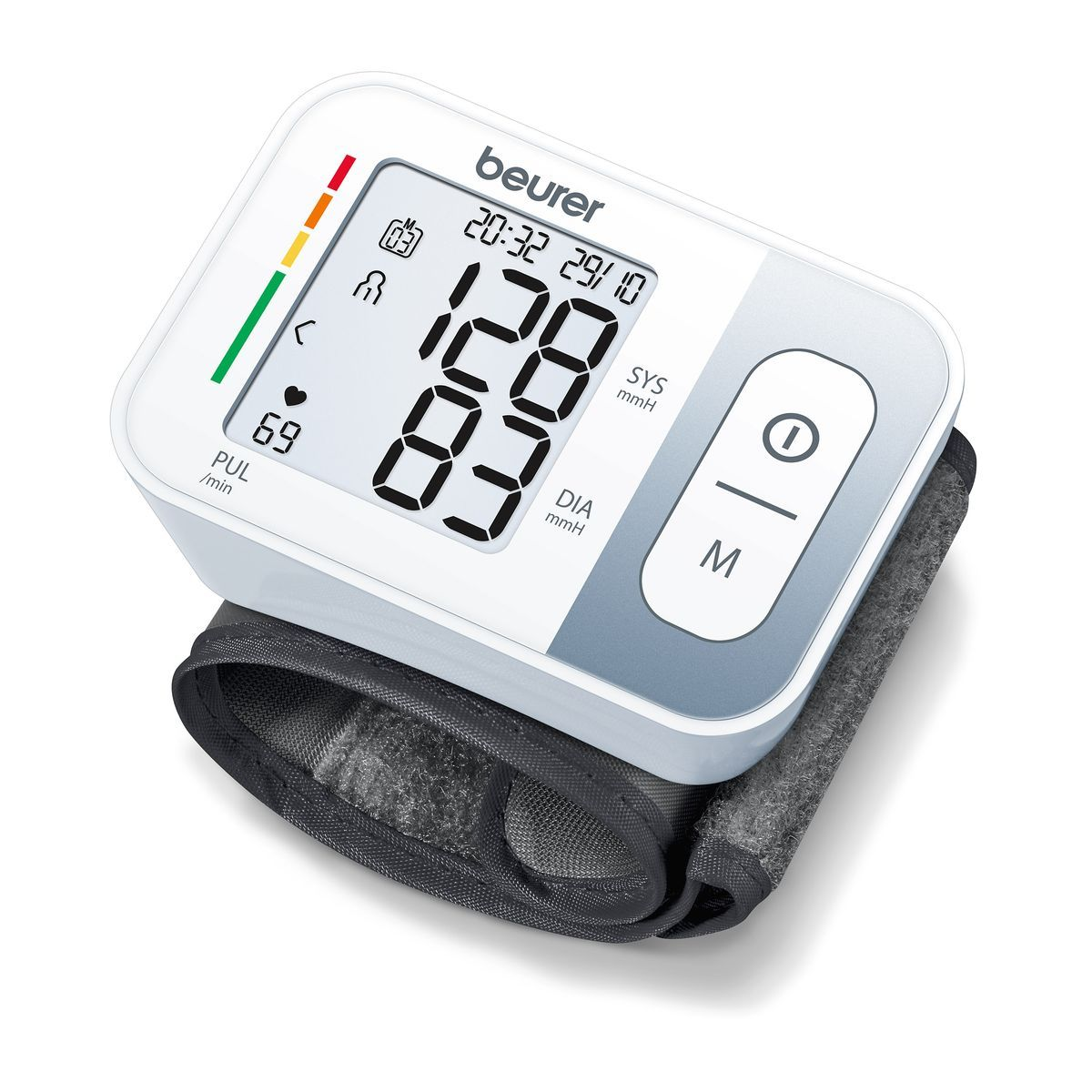Tensiomètre au poignet BC 28 - Blanc