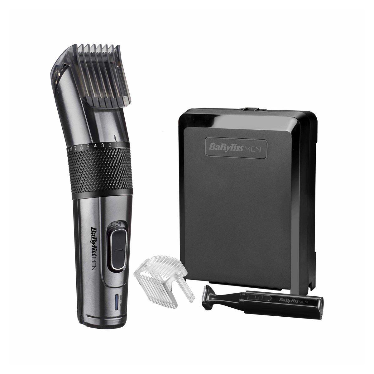 Tondeuse cheveux E978E - Gris