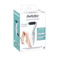 BABYLISS Rape à pied électrique H700-E - Blanc