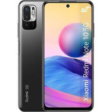 XIAOMI Pack Smartphone Redmi Note 10 5G 64 Go Gris + Écouteurs Mi True Wireless Earbuds Basic 2
