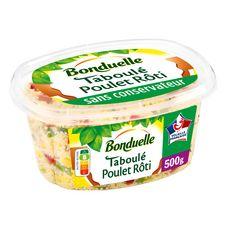 BONDUELLE Taboulé au poulet rôti 500g