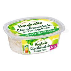 BONDUELLE Salade de céleri rémoulade au fromage blanc 300g