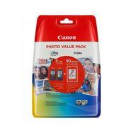 CANON Pack cartouches PG540XL+CLI541XL