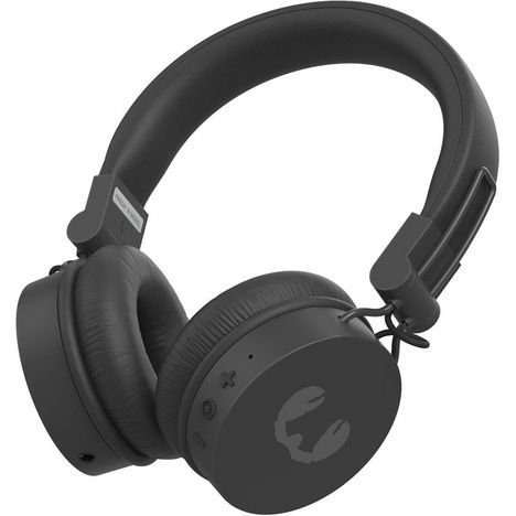 FRESH 'N REBEL Casque audio bluetooth - Caps 2 Wireless - Gris