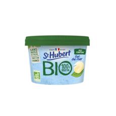 ST HUBERT Margarine bio demi-sel tartine et cuisson 230g