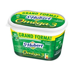 ST HUBERT Margarine oméga 3 doux 750g
