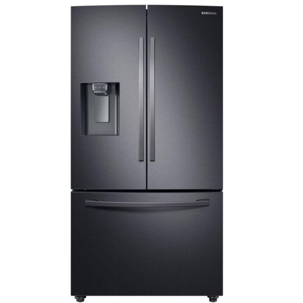 Réfrigérateur multiportes RF23R62E3B1, 630 L, Froid ventilé