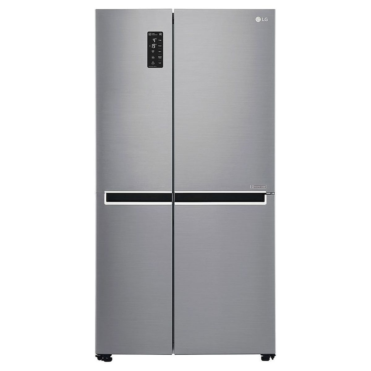 Réfrigérateur américain GSB760PZXZ, 642 L, Total no Frost