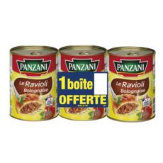 PANZANI La Ravioli bolognaise  2+1 offerte