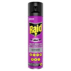 RAID Insecticide multi-insectes 400ml