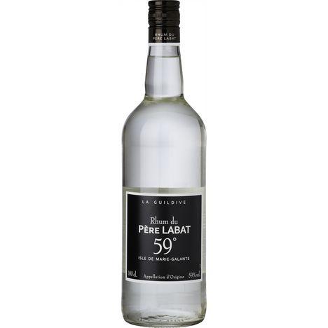 LABAT Rhum blanc du Père Labat 59%