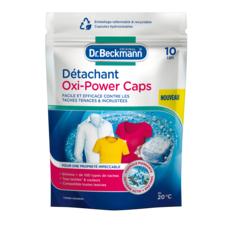 DR BECKMANN Oxi-Power Caps détachant   1 lavages  10 capsules