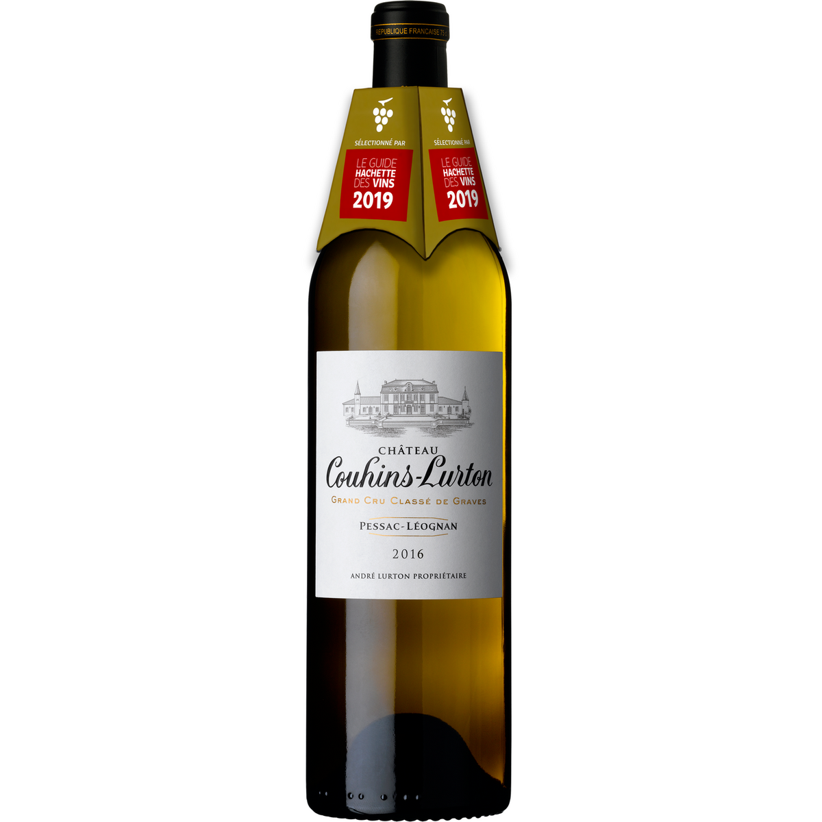 AOP Pessac-Léognan Château Couhins Lurton Grand Cru Classé blanc 2016