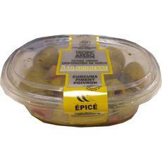 TROPIC APERO Olives vertes dénoyautées 220g