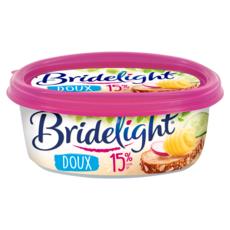 BRIDELIGHT Matière grasse laitière doux 15%MG 250g