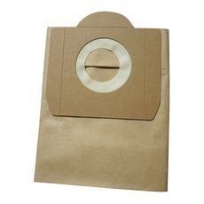SELECLINE Lot de 4 sacs aspirateur 401 - Marron