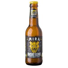 MIRA Bière blonde Rimshot 4.6% bouteille 25cl